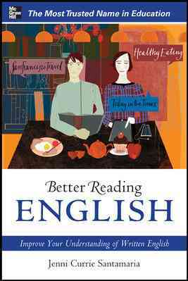 Better Reading English By Santamaria, Jenni Currie